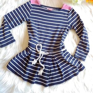 Lilly Pulitzer baby girl 4t striped dress